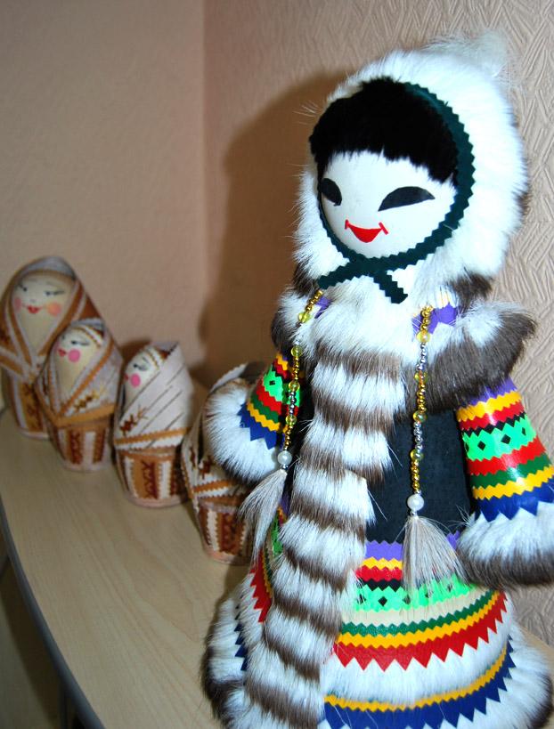 Куклы ханты своими руками 87